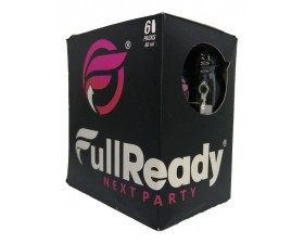 SIX PACK FULL READY NEXT PARTY X 60 ML (PRECIO DE DISTRIBUIDOR MÍNIMO (2) DOS SIX PACK)