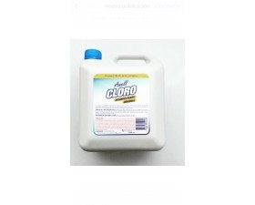 Cloro Desinfectante Natural Anell x 3800 ml