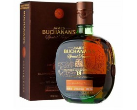 Whisky Buchanan's Special Reserve 18 Años Botella x 750 ml